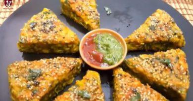 Muthiya recipe