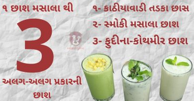 Chaas Masala Banavani Rit