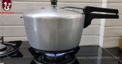 pressure cooker tips in gujarati